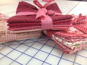 Win 25 Fat Quarters of Your Choice!