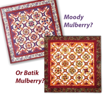 To Mulberry Moody or Mulberry Batik?